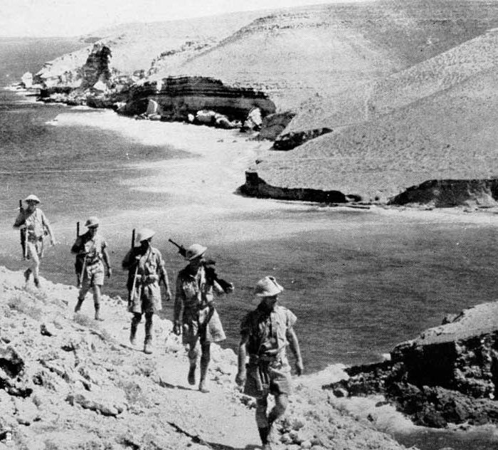 Visit the World War II Sites in Libya