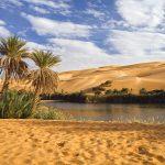15 day trekking libya