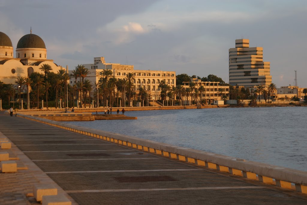 historical libya- 9 days