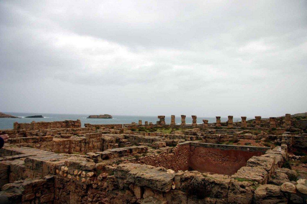 Archaeological Sites of Libya