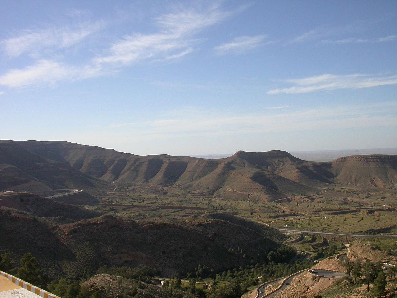 Spending Time in Gharyan
