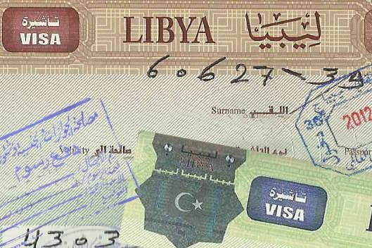 libya tourist visa on arrival