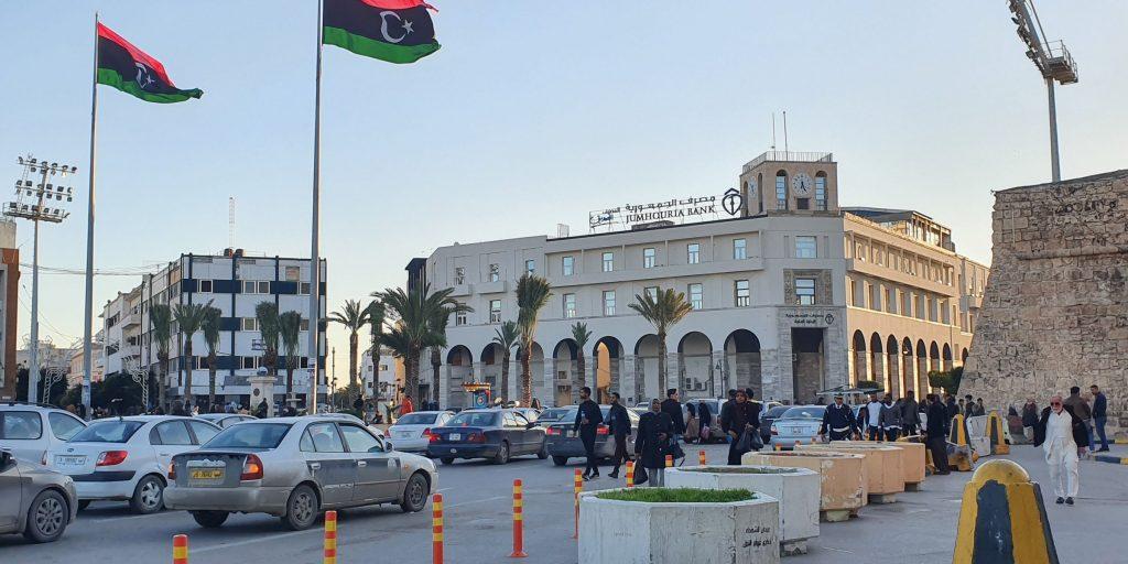 Getting Around Libya