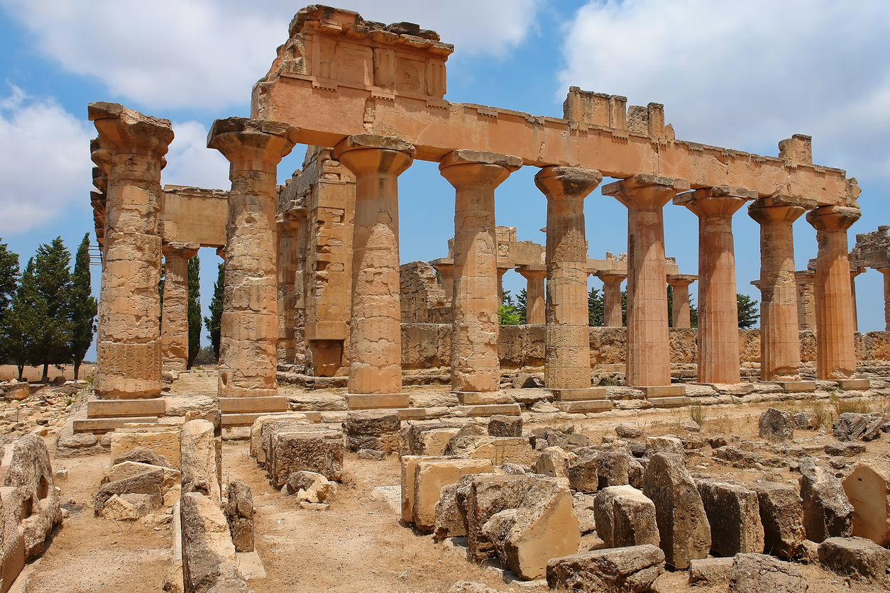 Top Five Sights You Must See When In Libya