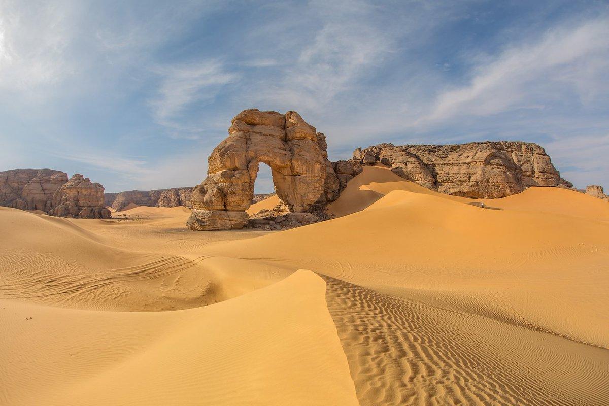 Camel Trekking in Libya