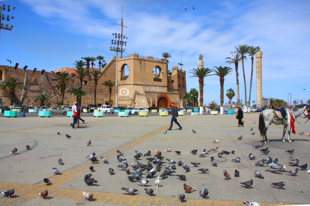 The Popular Monuments of Tripoli