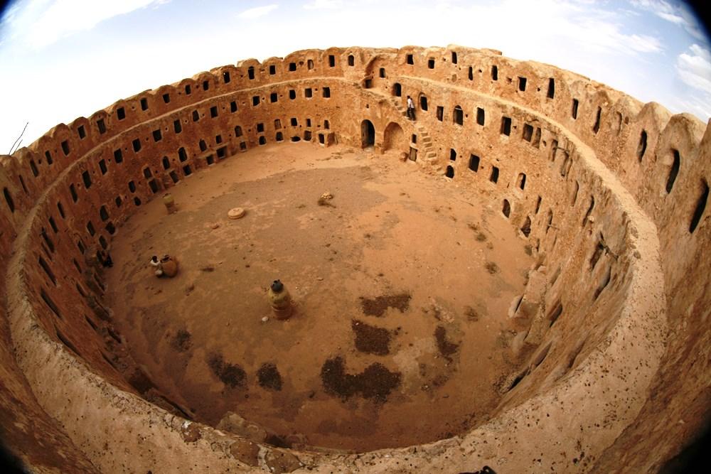 Five Great Sites in Libya