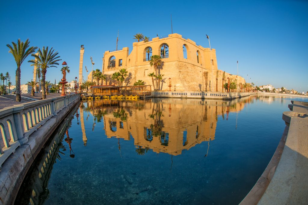 Great Tripoli Sites