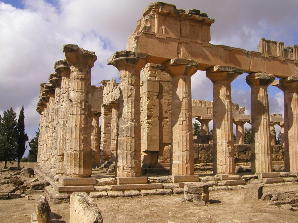 Famous Landmarks and Attractions in Libya