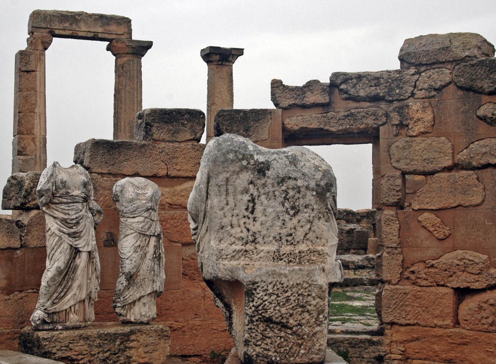 Apollonia - Ancient History