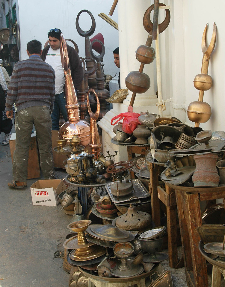 A Libyan Shopping Experience